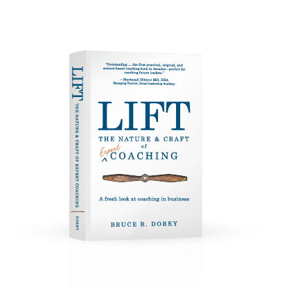 Lift The Nature & Craft of Expert Coaching
